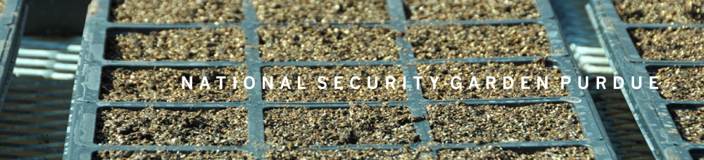 National Security Garden